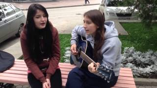 Лиора Клименко - Твои карие глаза, на гитаре