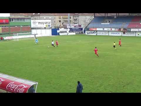 Goles Ourense CF 3 UD Somozas 0