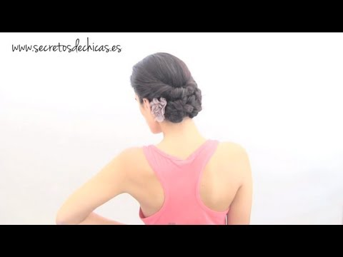 2 Peinados fáciles y románticos