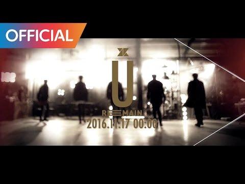 크나큰 (KNK) - U (Teaser)