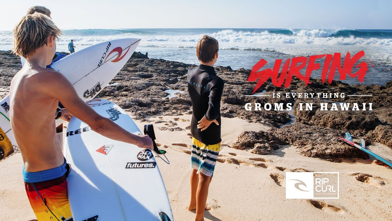 Download Surfing Is Everything: Groms In Hawaii