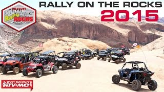 Rally On The Rocks 2015 Poison Spider - Day 1