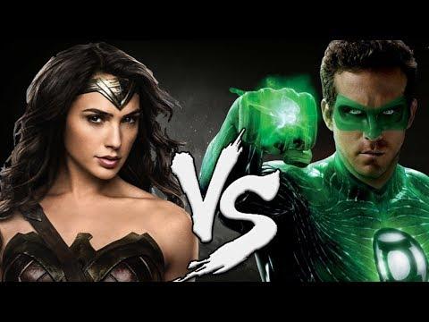Great Dc Films Vs Bad Comicbook Movies (Injustice 2 versus)