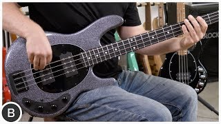 THE NEW MUSIC MAN STINGRAY