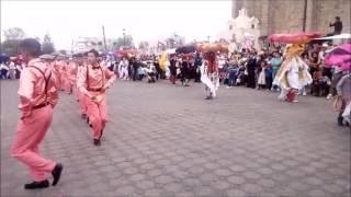 carnaval 2017 COL  LA VICTORIA SAN MIGUEL TENANCINGO TLAXCALA  1ra parte