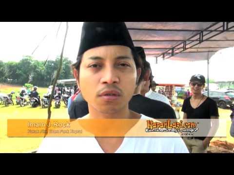 Video Prosesi Pemakaman Ilham Funky Kopral