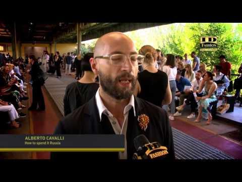 Dirk Bikkenbergs Santoni   SS 18   Milan Fashion Week   ID Journal