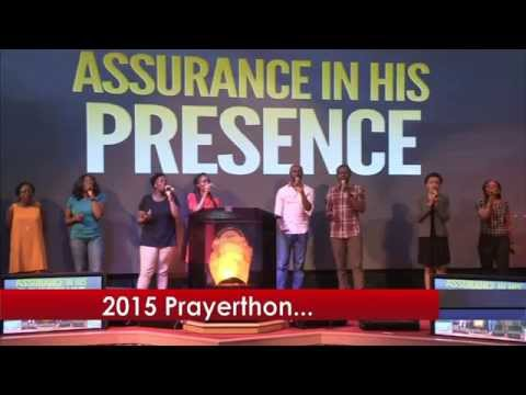 JHDC 2015 Prayerthon led by Praise and worship By PP -1