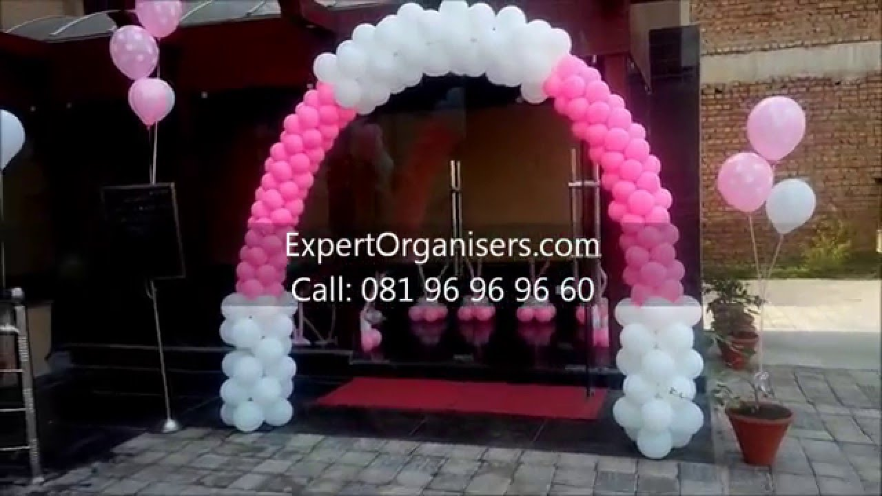 Expert Princess Theme Birthday Party Decorators Chandigarh Hotel