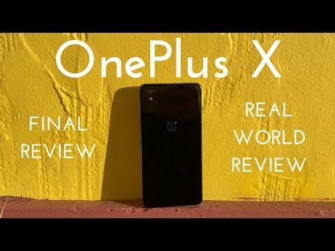 OnePlus X -