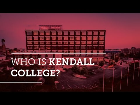 Who is Kendall College?