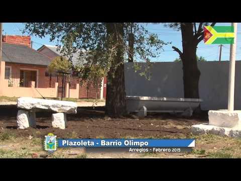 Plazoleta Barrio Olimpo