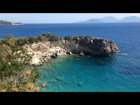 LEFKADA GOPRO, GREECE 2016; a Trip around the best island's PLACES