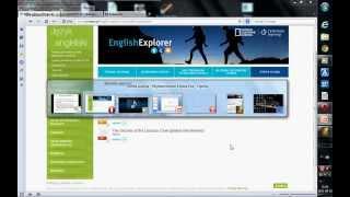 Program do odsłuchiwania ćwiczeń z języka Angielskiego - Klasa 1 Gimnazjum