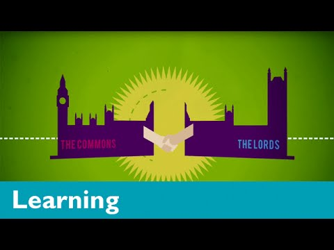 How does the House of Lords work? Jump Start