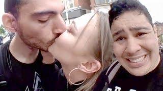 Ice Poseidon Meets His First Girl Fan w/ GreekGodx (24hr Stream P.1)