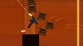Ultimate Ninja Swing // Gameplay