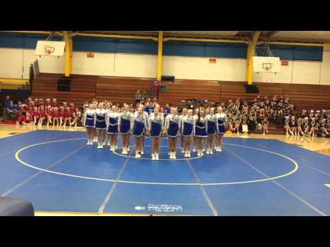 2016 TEC CHEER COMPETITION CENTERVILLE