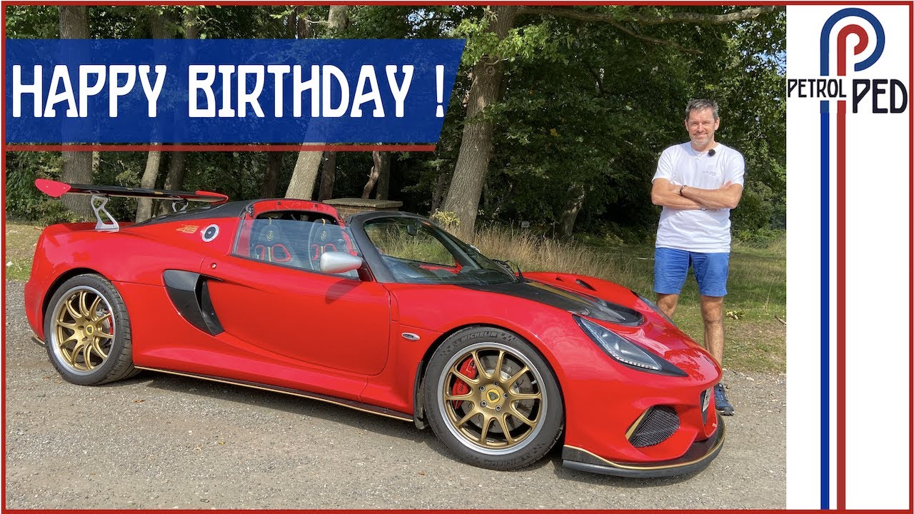 1 of 1 Lotus Exige 430 Cup 'Type 49' - The best sounding car ever ?!