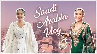 MY FIRST TIME IN SAUDI ARABIA! | JAMIE CHUA
