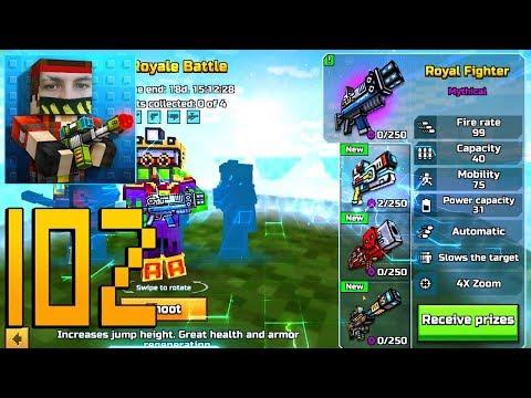 Pixel gun 3d new update 2020 trailer