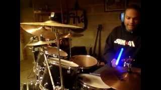 BlaccAro : PSY - Gangnam Style (Drum Improv)