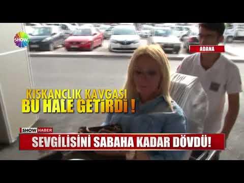 Sevgilisini Sabaha Kadar Dövdü!
