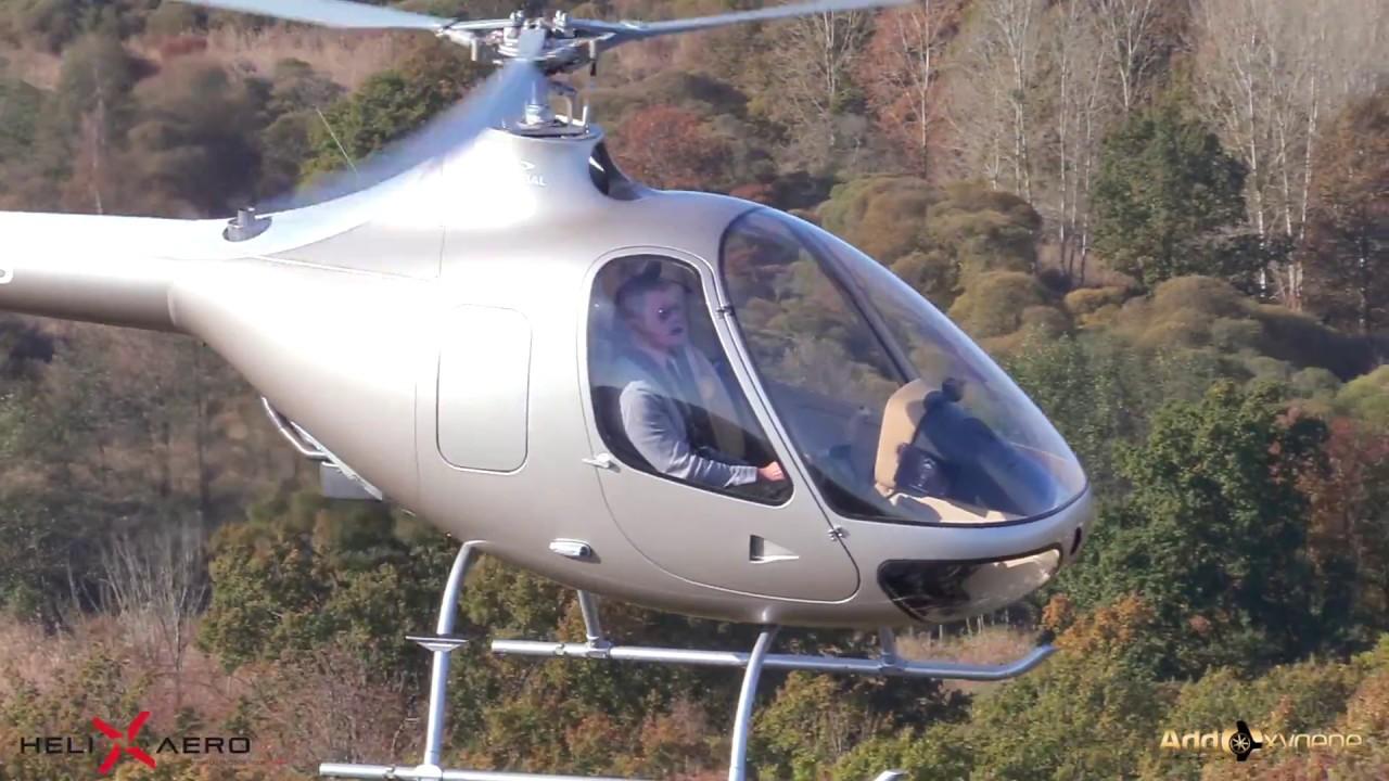 Hélicoptère Guimbal Cabri g2 - Helixaero