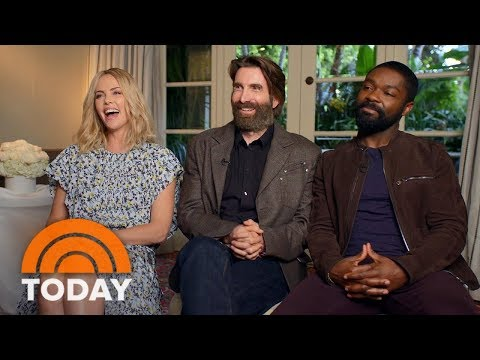 Charlize Theron, David Oyelowo, And Sharlto Copley Talk About New Films 'Gringo'  TODAY
