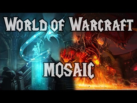 World of Warcraft Soundtrack - Mosaic