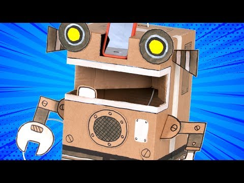 how-to-make-a-cardboard-robot-|-diy-craft-ideas-for-kids