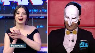 Fekret Sami Fehri S03 Ep30 | الباباراتزي يواجه غادة شاكة بحكاية عارضة الأزياء اللي سرقتلها الشركة