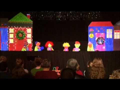 Christmas Puppet al pt1