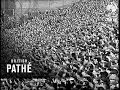 F A Cup Replay Newcastle V York City 1955