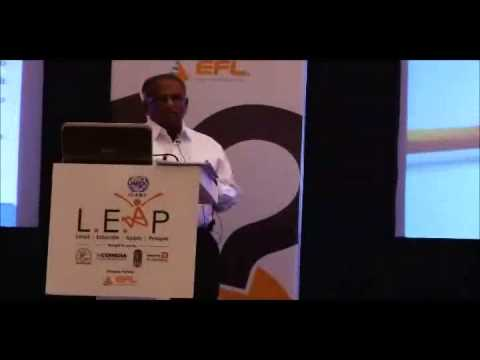 S Rudre Gowda, Chairman, Shanthala Group of Industries