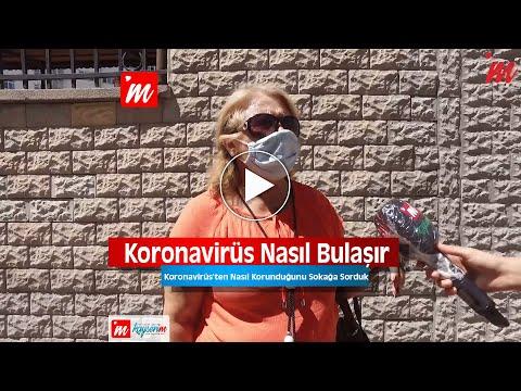 Koronavirüs Nasıl Bulaşır