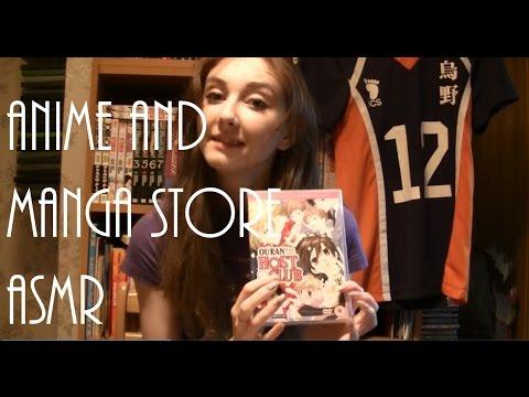 Anime and Manga Shop RP (ASMR)