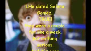 Rumors about Justin Bieber - true or false?