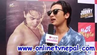 नजिक मात्र भाको हो ,लभ परेको छैन | Paul Shah | Interview | New Nepali Movie JOHNNY GENTLEMAN ||