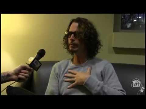 """Chris Cornell - Talking Tattoos"" -- BJ & Migs 10/01/15"