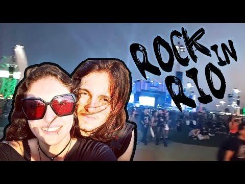 Vlog #1 - Eu fui no Rock in Rio | Mari