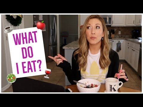 WHAT DO I EAT? FOODIE FRIDAY 🍎☕️🥗 POSTPARTUM ANXIETY CHAT | Aaryn Williams + Brianna K Collab