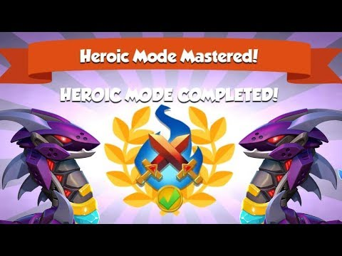 Heroic Mode COMPLETE!