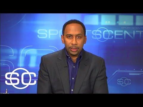 Stephen A. Smith Takes Issue With Timing Of Ezekiel Elliott's Suspension | SportsCenter | ESPN