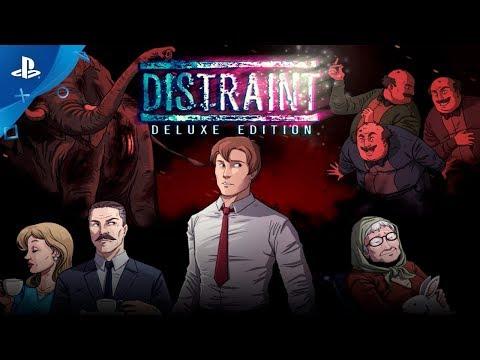 Distraint: Deluxe Edition - Launch Trailer   PS4 & PS Vita