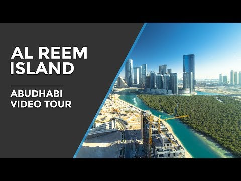 Al Reem Island Abu Dhabi  - جزيرة الريم