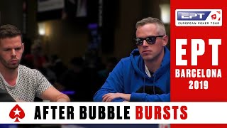 EPT BARCELONA Main Event, Day 3 (Cards-Up) - Part 1