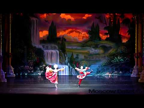 Russian Wow! form the one and only Moscow Ballet!