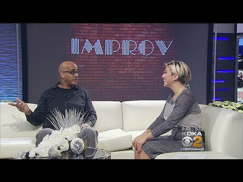 Pittsburgh Today Live 1222: Pittsburgh Improv Features John Henton