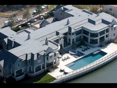 Derek Jeter Mansion You S Little Place On Greenwood Lake